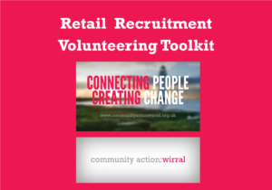 Retail Volunteer Recruitment Toolkit