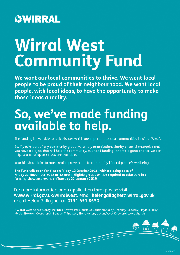 West Wirral Community Fund