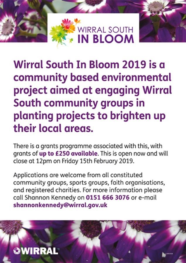 Wirral South in Bloom